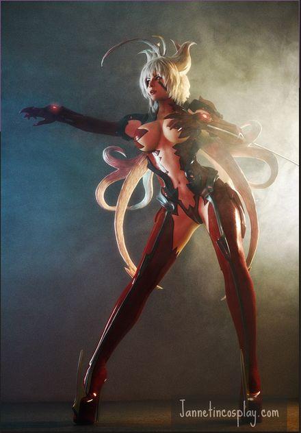 Witchblade cosplay by Jannet Vinogradova