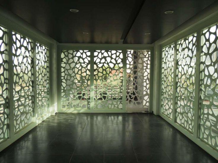 Decorator Design Pattern For Screen Doors