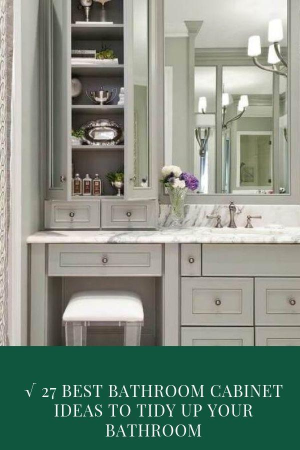 29++ Bathroom cabinet ideas inspiration