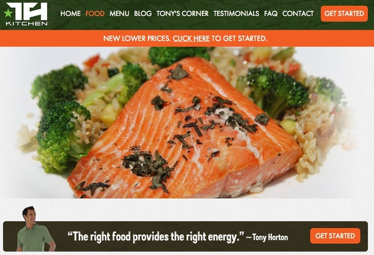 Tony Horton Kitchen | Delicious, Nutrient-Rich Meals Delivered to ...