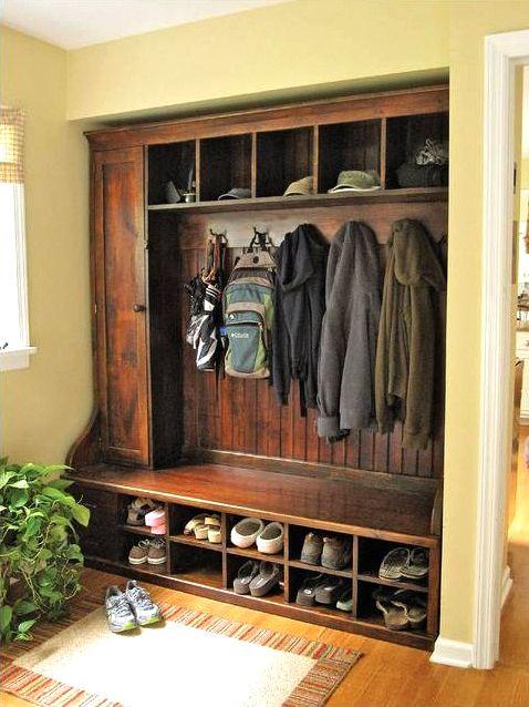 Here's a fun version of a closet! #InteriorDesign