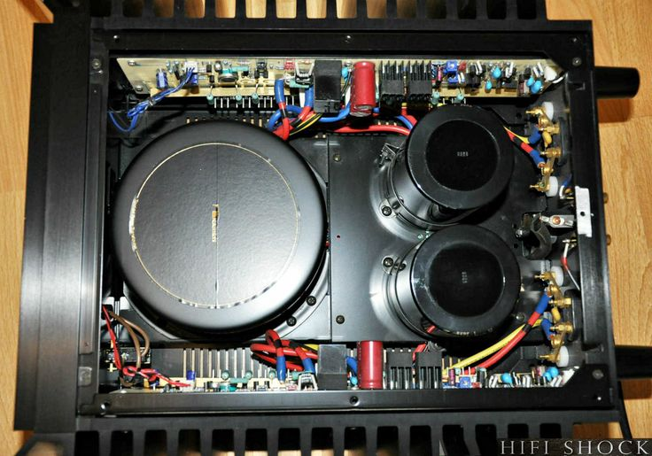 Nakamichi PA-5EII power amp