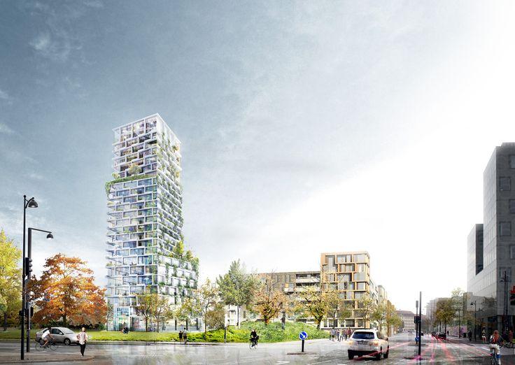 Faste Batteri Arkitema Architects