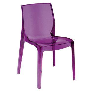 Soldes d'hiver : 10 accessoires déco à shopper chez Conforama : Chaise Fatale-Conforama - Déco - Plurielles.fr  69.90 €