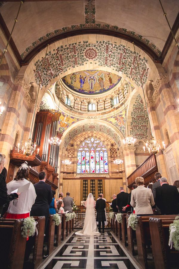 Megan u0026 Stuartu0027s Giggleswick School Chapel Wedding