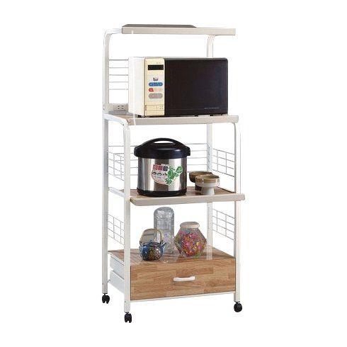 good andover mills rack de watkins baker with etagere micro ondes. Black Bedroom Furniture Sets. Home Design Ideas