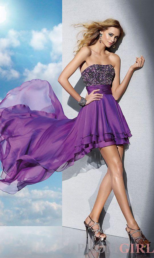 Mejores 420 imágenes de HomeComing Dresses en Pinterest | Vestidos ...
