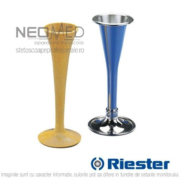 RIE4191 - Stetoscop fetal RIESTER Pinard http://stetoscoapeprofesionale.ro/riester/37-stetoscop-riester-pinard-rie4191.html