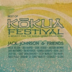Features a thirteen-track compilation of live performances from Jack Johnson's Kokua Festival benefit concert for the Kokua Hawaii Foundation. Culled from six years of his eco-minded music festival, the album highlights onstage collaborations with legendary musicians like Willie Nelson, Jackson Browne, Eddie Vedder, Ben Harper, Dave Matthews, Ziggy Marley, Damian 'Jr. Gong' Marley, and more.