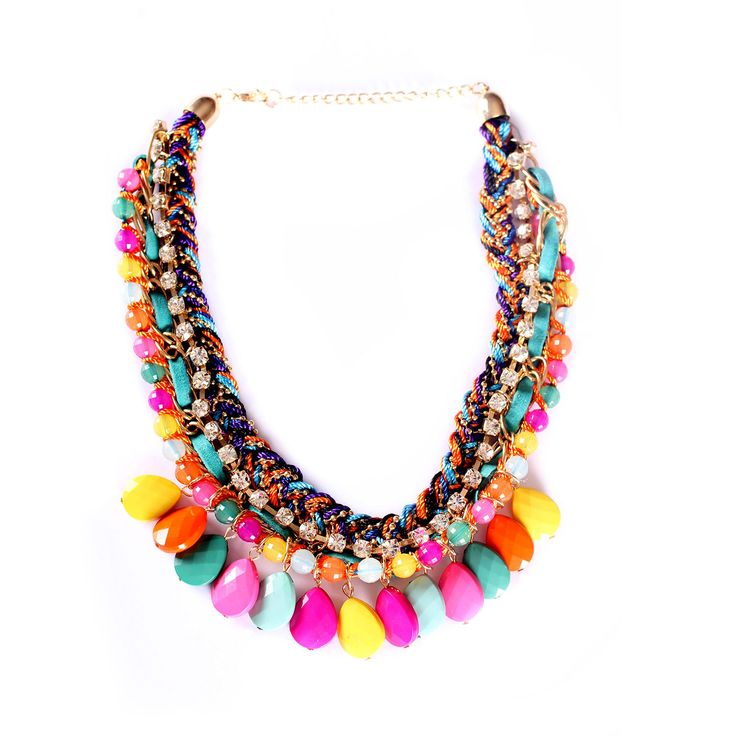 Collar de Cadena Multicolores, Fortuna