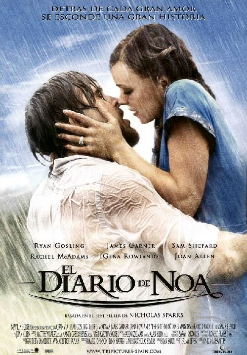 Title: The Notebook  Original title: The notebook  Address: Nick Cassavetes  Country: United States, Portugal  Year: 2004  Duration: 123 min.  Genre: Drama, Romance