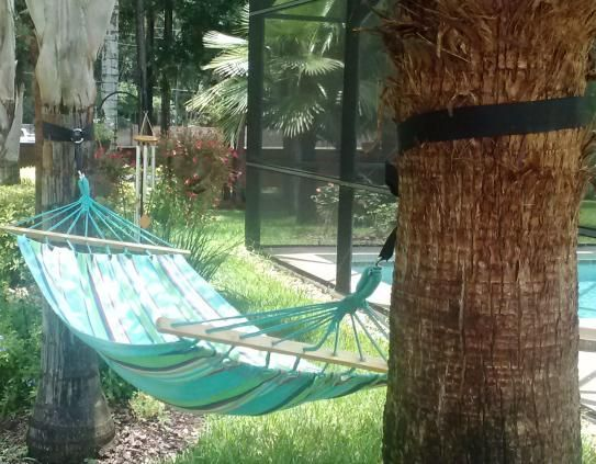 Hammock Tree Straps (2-Pack)   95316-1 at The Home Depot - Mobile
