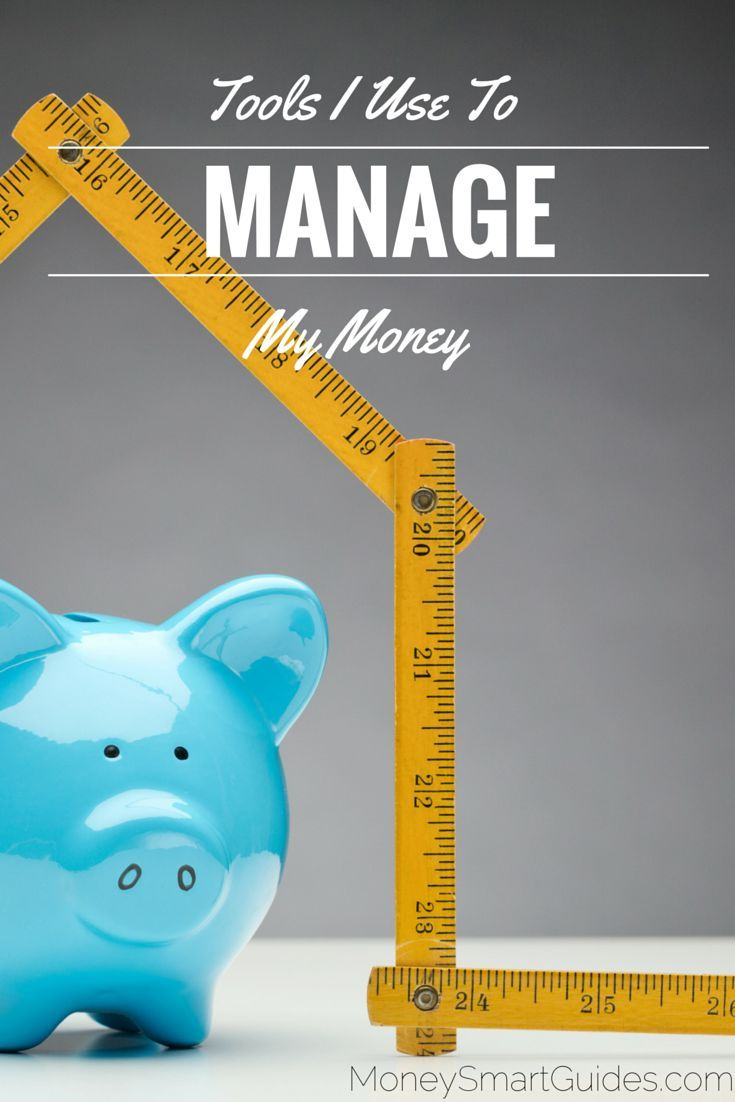 manage my money