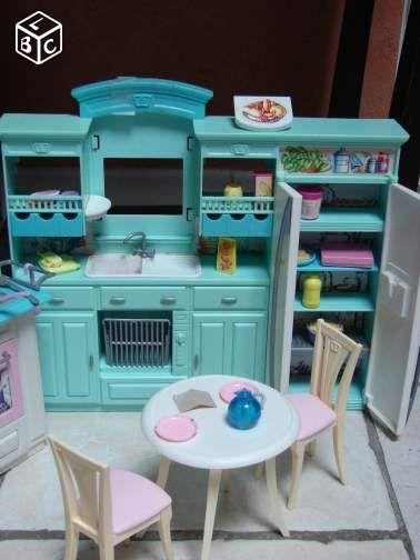 cuisine barbie jeux jouets vienne leboncoinfr