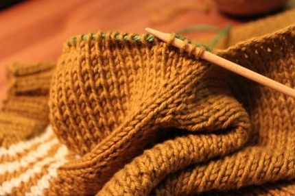 Knitting Picking Up Stitches Sleeves : 17 best images about Knitting-top down on Pinterest Sleeve, Jumper patterns...