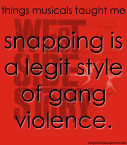Snapping Is A Legit style Of Gang Violence.