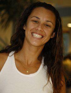 Talita Antunes -Brazilian beach volleyball player