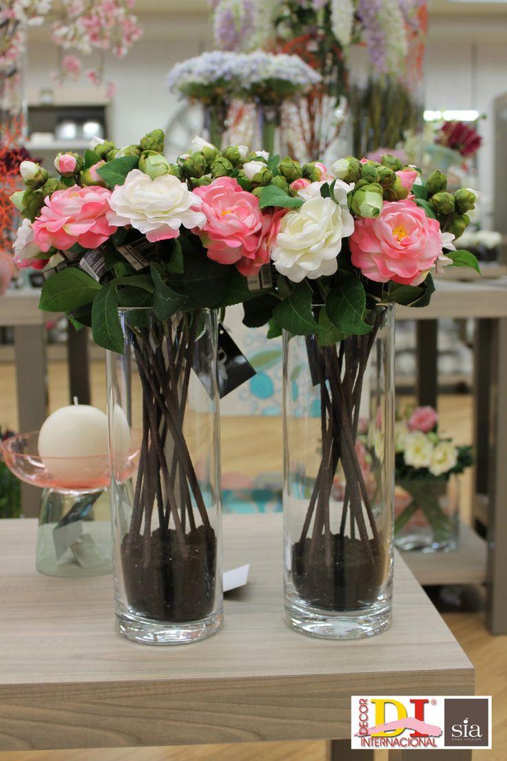 Rose bundle H37cm