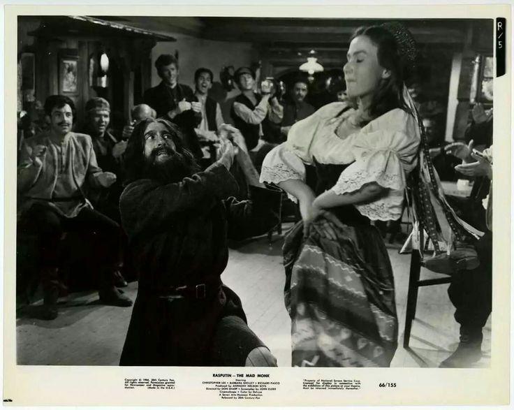 Кадр из фильма Rasputin: The Mad Monk