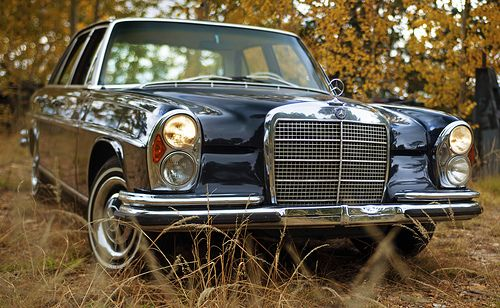 Guest contributor: Otis Blank on his 1966 Mercedes-Benz W108 250SE | . . .