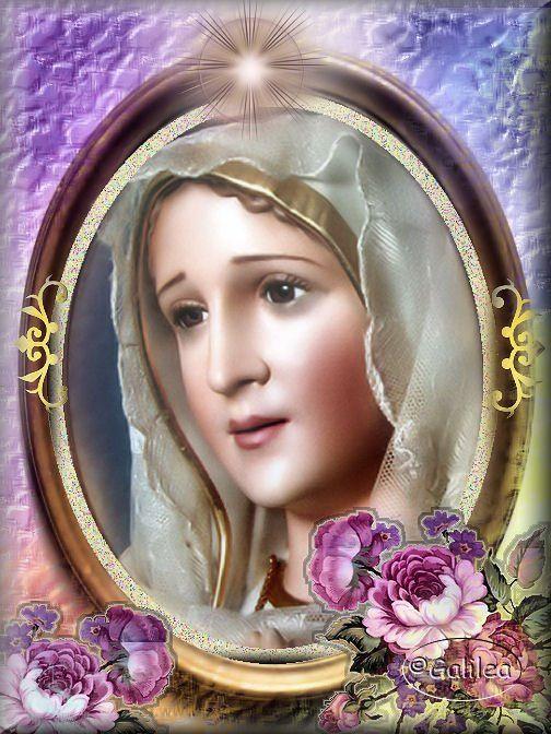 Devoción a la Santísima Virgen de Fátima