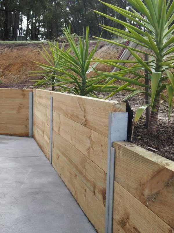 20 Inspiring Tips for Building a DIY Retaining Wall