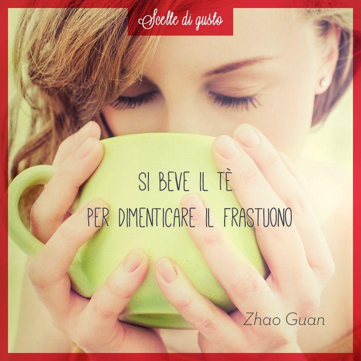 A proposito... Pausa tè? #tè #quotes