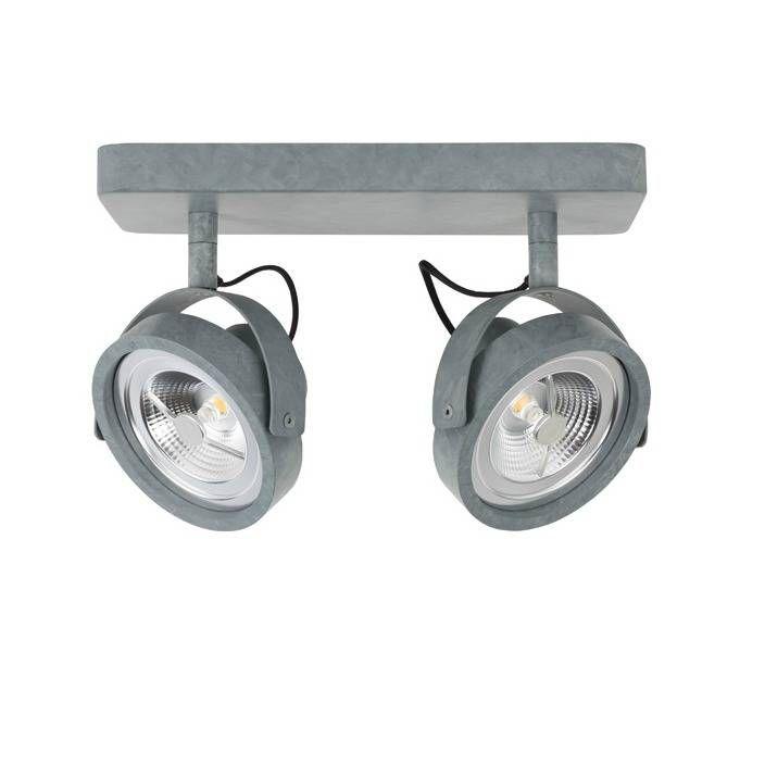 Wat een gave spotlamp! De wandlamp DICE-2 LED van het merk Zuiver is erg handig in gebruik. De lamp is verstelbaar in alle richtingen en ook nog eens dimbaar! D