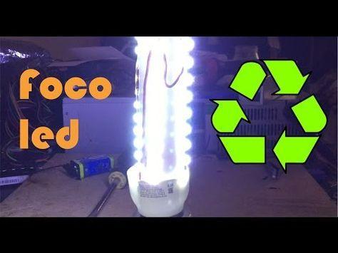 ProyectosLed #46: Luz led casera para ahorrar energia, parte 1 - YouTube