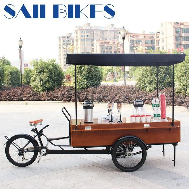 Sorvete bebida bebidas venda bicicleta carrinho de comida-em Máquinas de petiscos de Maquinário de alimentos e bebidas em m.portuguese.alibaba.com.