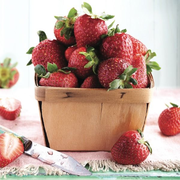Our 21 favourite strawberry recipes