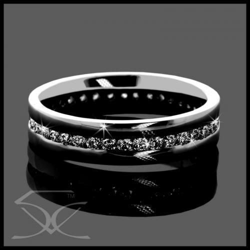 Beautiful Diamond Wedding Band for Men