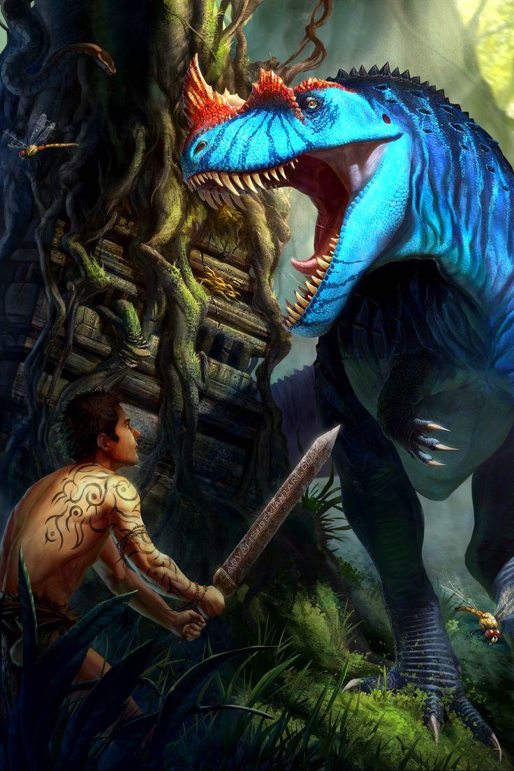 ARK Survival Evolved Steam art
