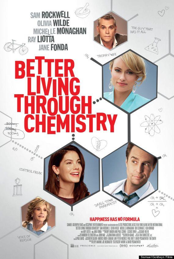 Olivia Wilde a Sam Rockwell v novom traileri komédie Better Living Through Chemistry