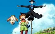 Le Château ambulant (2005)Une jeune fille, métamorphosée par un sortilège en vieille femme, se retrouve à faire les tâches ménagères chez Hauru le magicien. Ce dernier habite un gigantesque château steampunk qui se déplace sur des pieds mécaniques. En France, le film a attiré 1,2 million de spectateurs à sa sortie en salle.