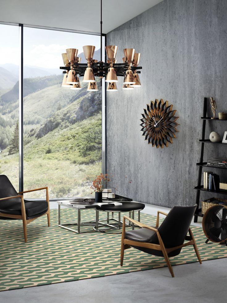 Intelligent Mid Century Modern Home Design Ideas