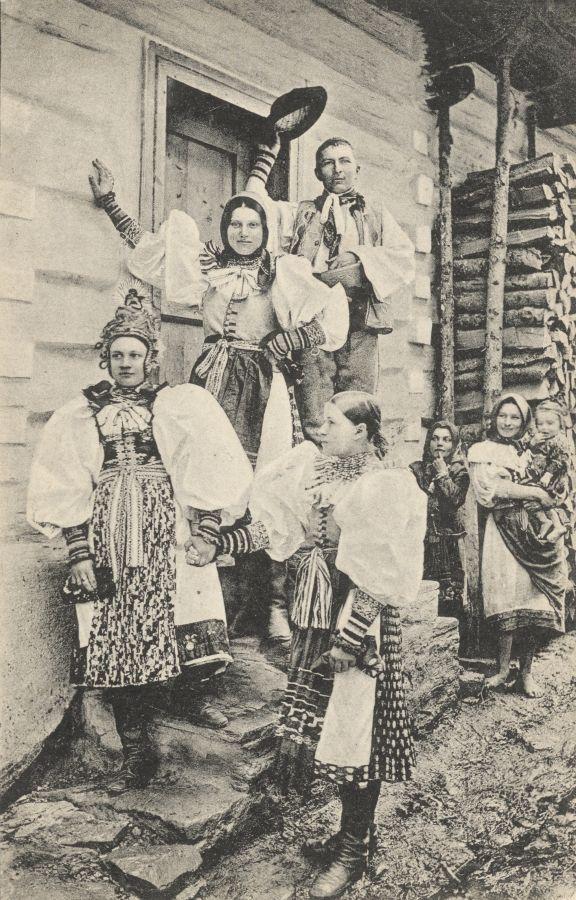 Pavol Socháň: Mladucha vo Važci 1895–1913, Slovakia