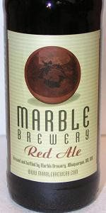 Marble Red Ale