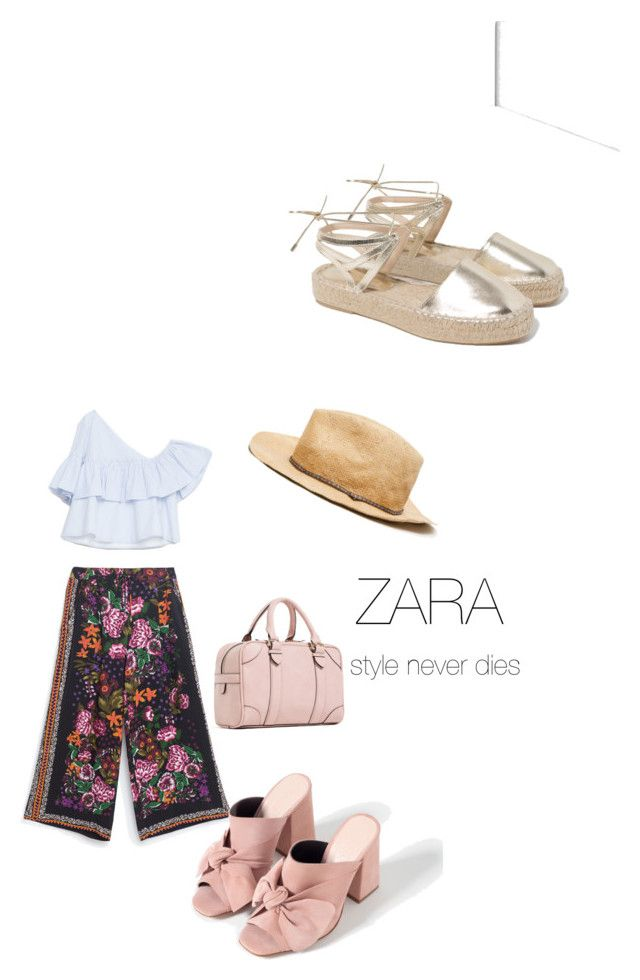 """ZARA IN LOVE"" by ana-garcia-martinez on Polyvore featuring Zara"