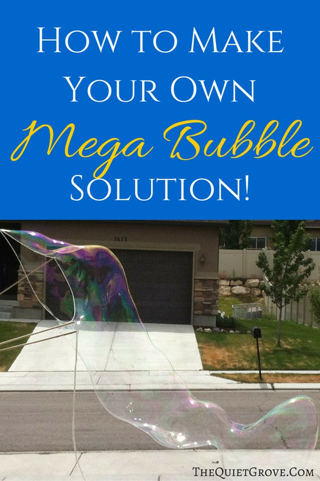 how to make your own mega bubble solution bubble wands wand and bubbles. Black Bedroom Furniture Sets. Home Design Ideas