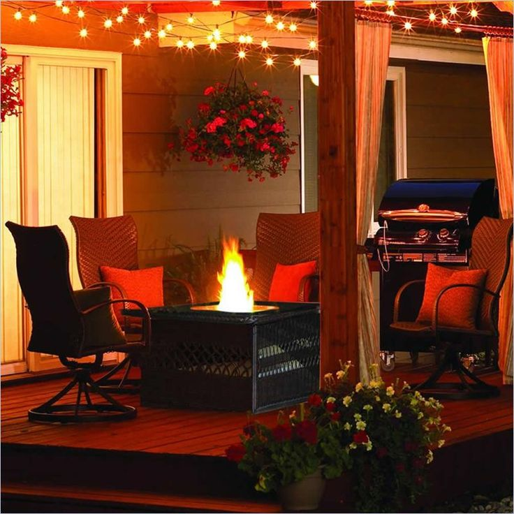 Landscape Lighting Naples Fl: 17 Best Gas Fire Pits Images On Pinterest