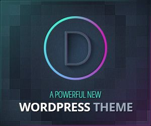 Divi Wordpress Theme Review and Tutorial.