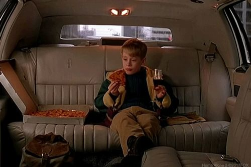 New party member! Tags: fox pizza new york kevin home alone 20th century fox home alone 2 limo fox movies