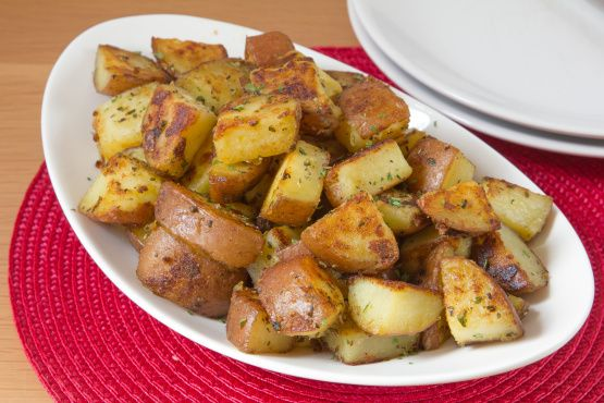 Stove-Top roasted Red Potatoes Recipe - Food.com: Food.com
