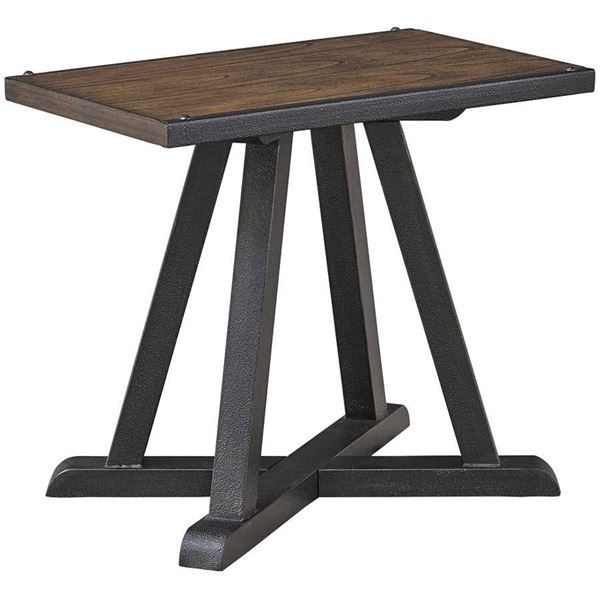 Zenfield Chairside End Table By Ashley Furniture Is Now Available At American  Furniture Warehouse. Shop