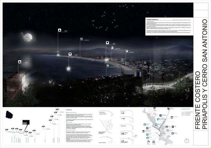 La Intendencia de Maldonado, Uruguay, convocó a un concurso de ideas para el diseño urbano, planificación urbana y te...