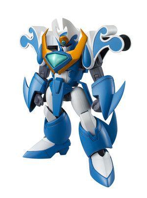 Mado King Granzort: Super Aqua Beat Figure on Crunchyroll