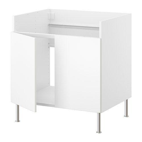 Die besten 25+ Ikea adel Küche Ideen auf Pinterest Weiße IKEA - küchenwagen mit mülleimer