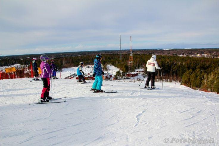 Öjberget 1.3.2016 - Fotoblogg.fi