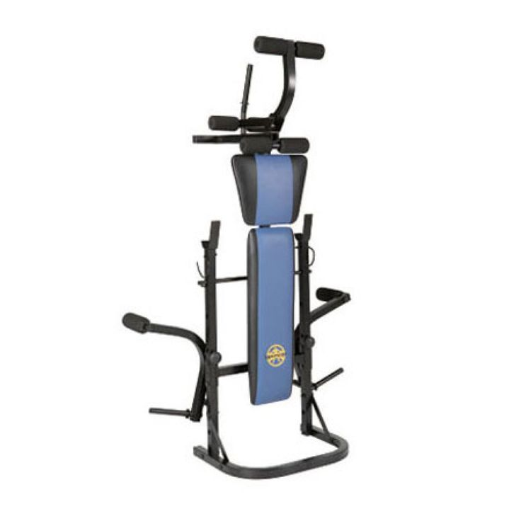 Marcy MFB400 Weight Bench with Butterfly at Powerhouse Fitness